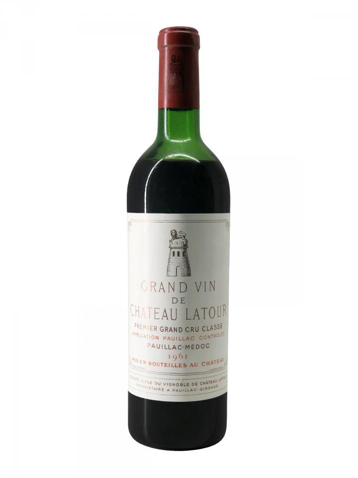Château Latour 1961 Bottle (75cl)