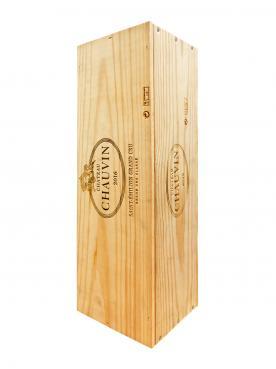 Château Chauvin 2016 Original wooden case of one double magnum (1x300cl)