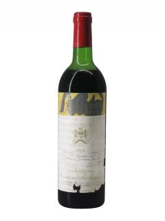 Château Mouton Rothschild 1974 Bottle (75cl)