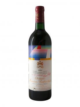 Château Mouton Rothschild 1984 Bottle (75cl)