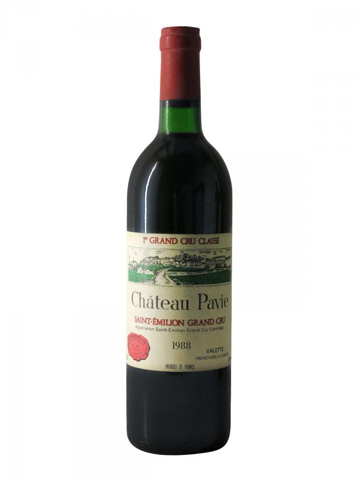 Château Pavie 1988 Bottle (75cl)