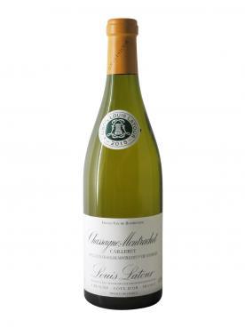 Chassagne-Montrachet 1er Cru Cailleret Louis Latour 2015 Bottle (75cl)