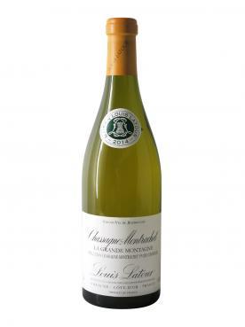 Chassagne-Montrachet 1er Cru La Grande Montagne Louis Latour 2014 Bottle (75cl)