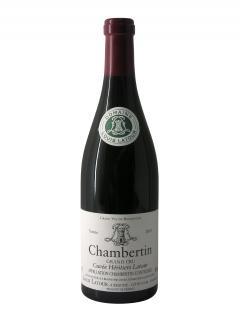 Chambertin Grand Cru Louis Latour Cuvée Héritiers Latour 2010 Bottle (75cl)