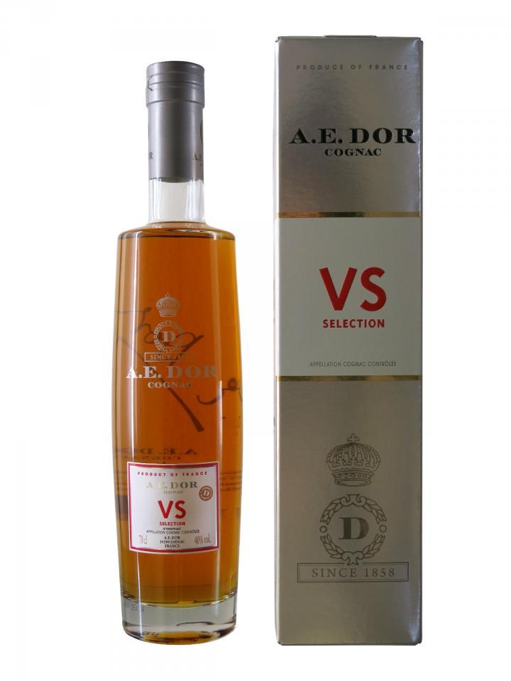 Cognac  VS Selection A.E. DOR Non vintage Coffret d'une bouteille (70cl)