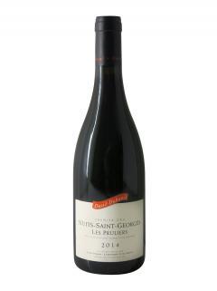 Nuits-Saint-Georges 1er Cru Les Pruliers David Duband 2014 Bottle (75cl)