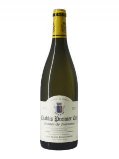 Chablis 1er Cru Montée de Tonnerre Jean-Paul & Benoît Droin 2017 Bottle (75cl)