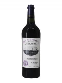 Château La Violette 1947 Bottle (75cl)