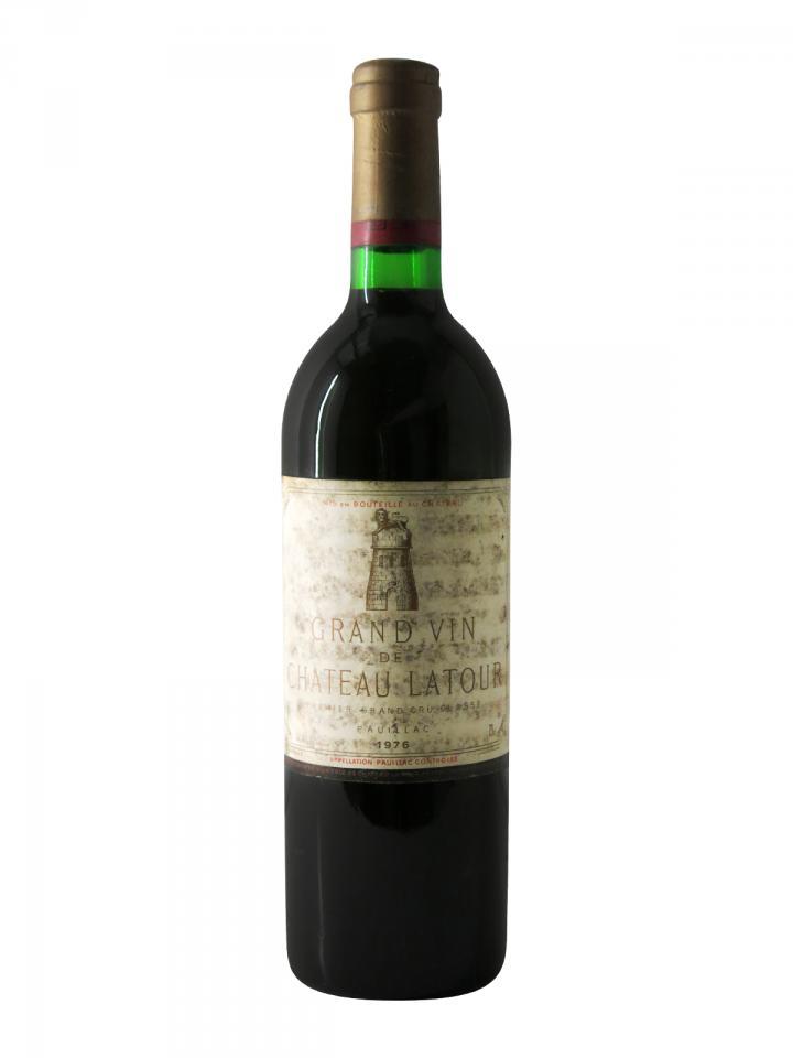 Château Latour 1976 Bottle (75cl)