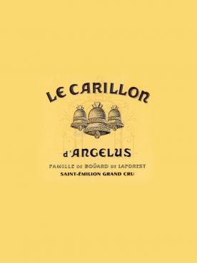Le Carillon de l'Angelus 2016 Original wooden case of 6 bottles (6x75cl)
