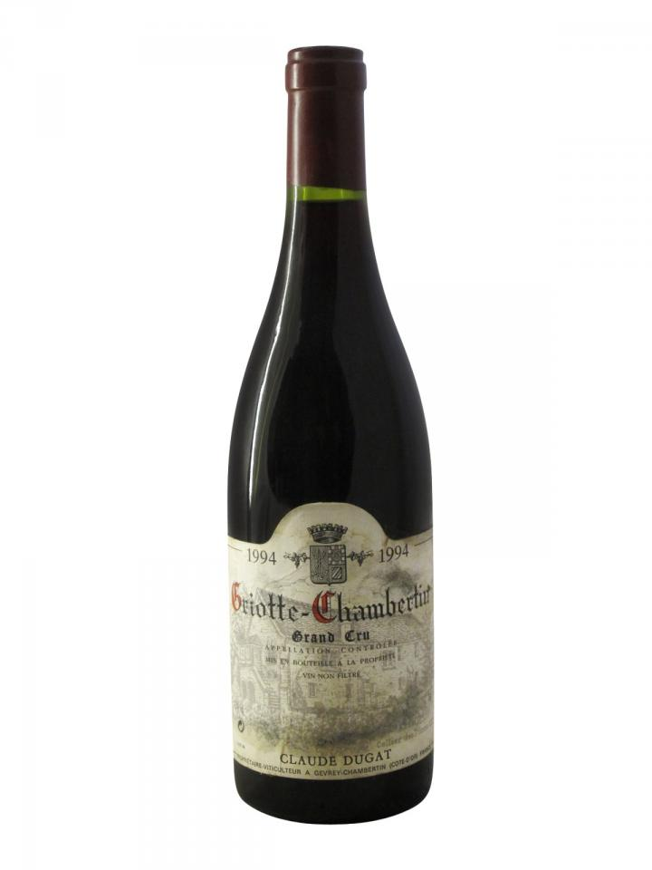 Griottes-Chambertin Grand Cru Claude Dugat 1994 Bottle (75cl)