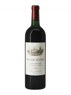 Château Ausone 2002 Original wooden case of 1 bottle (1x75cl)