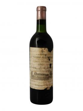 Château La Mission Haut-Brion 1961 Bottle (75cl)