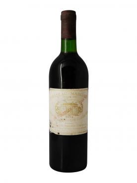 Château Margaux 1974 Bottle (75cl)