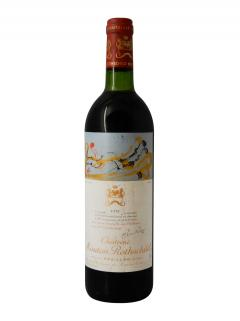 Château Mouton Rothschild 1981 Bottle (75cl)