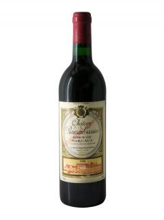 Château Rauzan-Gassies 1988 Bottle (75cl)
