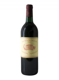 Pavillon Rouge du Château Margaux 1984 Bottle (75cl)