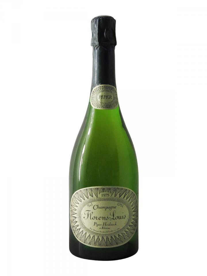 Champagne Piper Heidsieck Florens Louis Brut 1975 Bottle (75cl)
