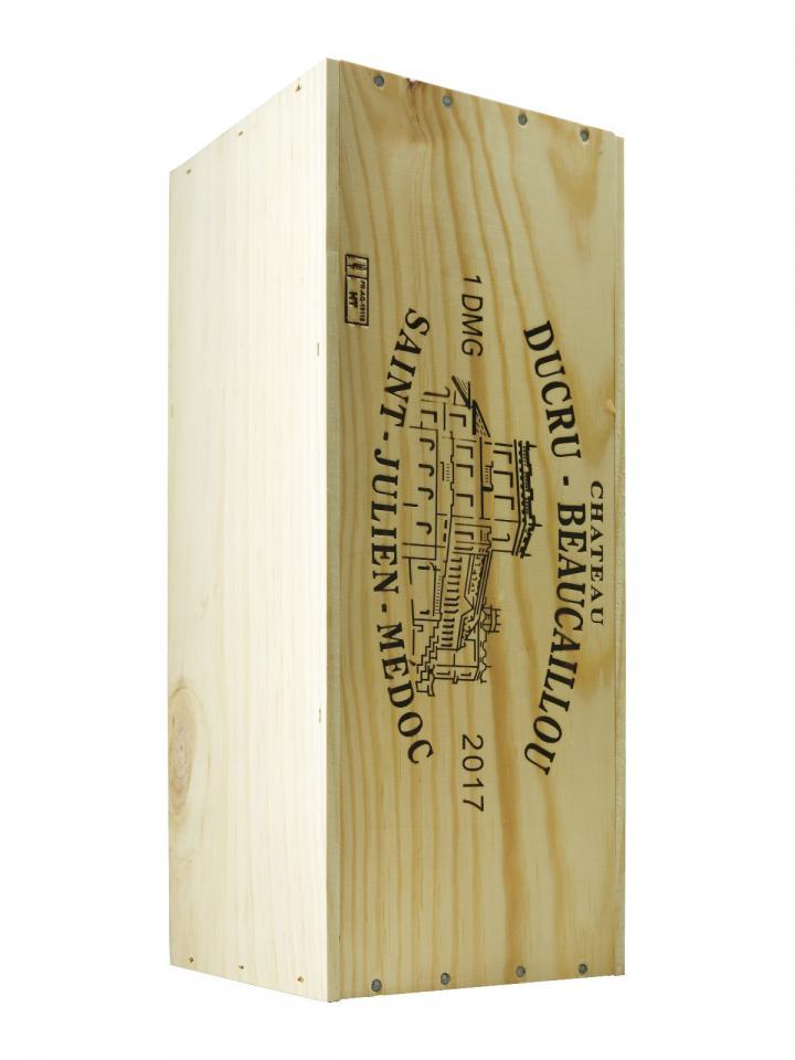 Château Ducru-Beaucaillou 2017 Original wooden case of one double magnum (1x300cl)