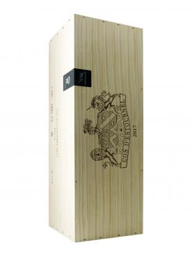 Château Cos d'Estournel 2017 Original wooden case of one impériale (1x600cl)