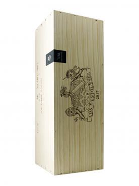 Château Cos d'Estournel 2017 Original wooden case of one impériale (1x600cl)