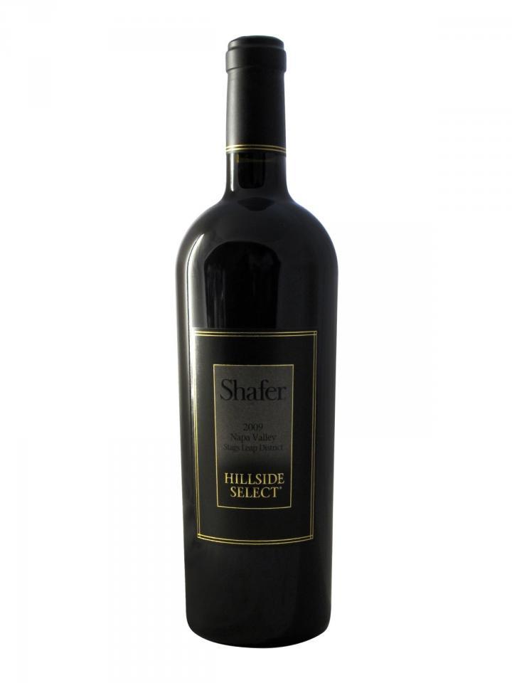 Shafer Hillside Select Cabernet Sauvignon 2009 Bottle (75cl)