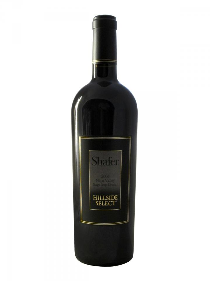 Shafer Hillside Select Cabernet Sauvignon 2008 Bottle (75cl)