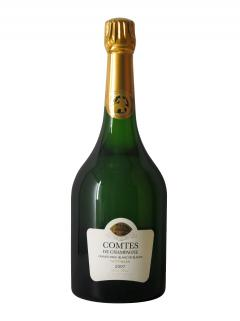 Champagne Taittinger Comtes de Champagne Blanc de Blancs Brut 2007 Magnum (150cl)
