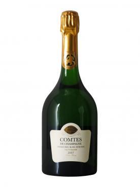 Champagne Taittinger Comtes de Champagne Blanc de Blancs Brut 2007 Bottle (75cl)