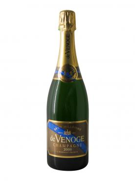 Champagne De Venoge Brut 2000 Bottle (75cl)