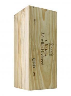 Château Léoville Poyferré 2017 Original wooden case of one double magnum (1x300cl)