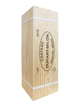 Château Duhart-Milon 2016 Original wooden case of one impériale (1x600cl)