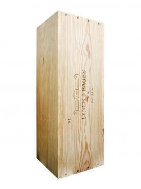 Château Lynch Bages 2016 Original wooden case of one salmanazar (1x900cl)