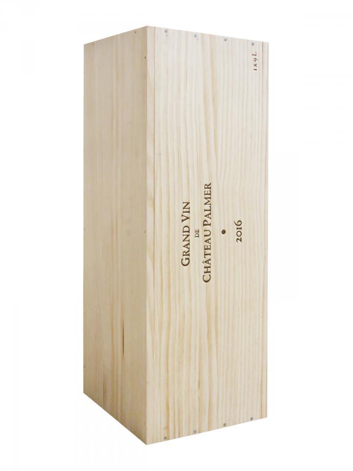 Château Palmer 2016 Original wooden case of one salmanazar (1x900cl)