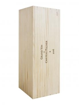Château Palmer 2016 Original wooden case of one salmanazar (1x900cl)