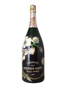 Champagne Perrier Jouët Belle Epoque Brut 1988 Magnum (150cl)
