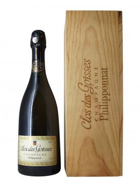 Champagne Philipponnat Clos des Goisses Brut 1989 Box of one bottle (75cl)
