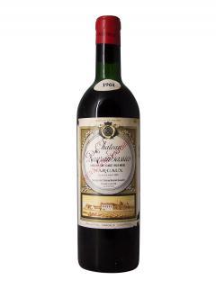 Château Rauzan-Gassies 1961 Bottle (75cl)