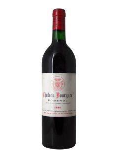 Château Bourgneuf 1986 Bottle (75cl)