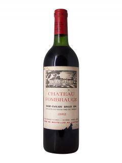 Château Fombrauge 1982 Bottle (75cl)