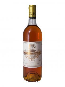 Château Coutet 1988 Bottle (75cl)
