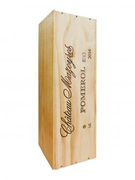 Château Mazeyres 2016 Original wooden case of one double magnum (1x300cl)