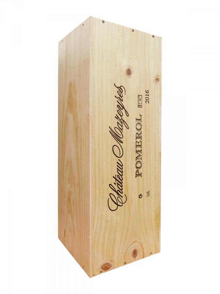 Château Mazeyres 2016 Original wooden case of one impériale (1x600cl)