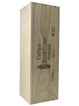 Château l'Eglise-Clinet 2017 Original wooden case of one magnum (1x150cl)