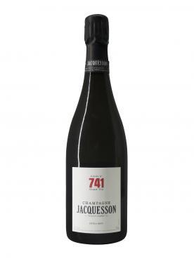 Champagne Jacquesson Cuvée n°741 Brut Non vintage Bottle (75cl)