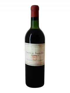 Château Trotanoy 1962 Bottle (75cl)