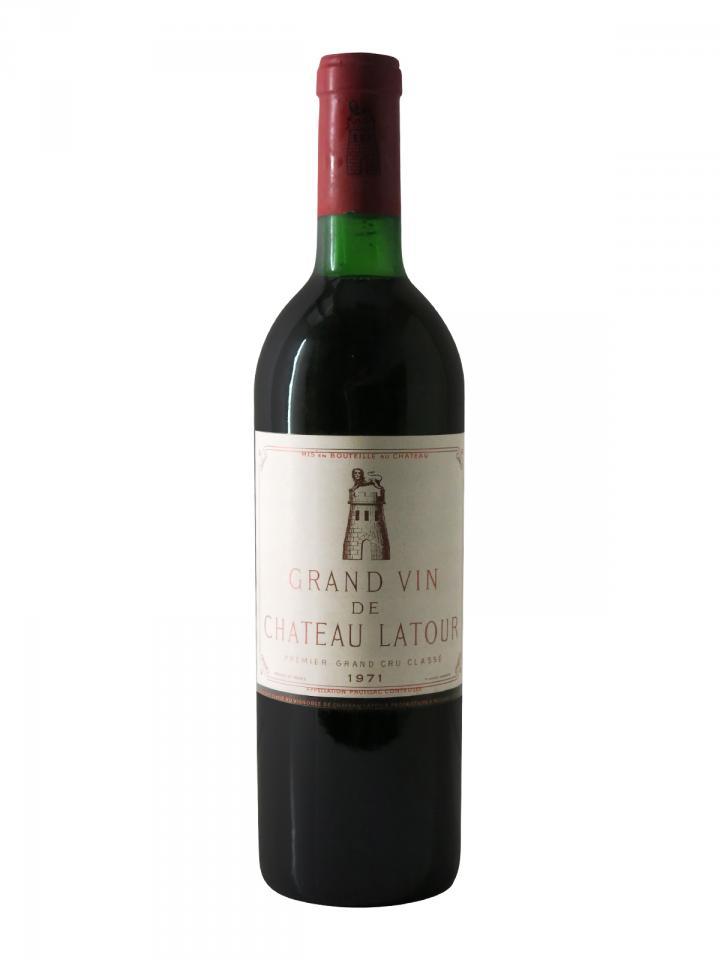 Château Latour 1971 Bottle (75cl)