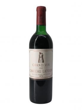 Château Latour 1973 Bottle (75cl)