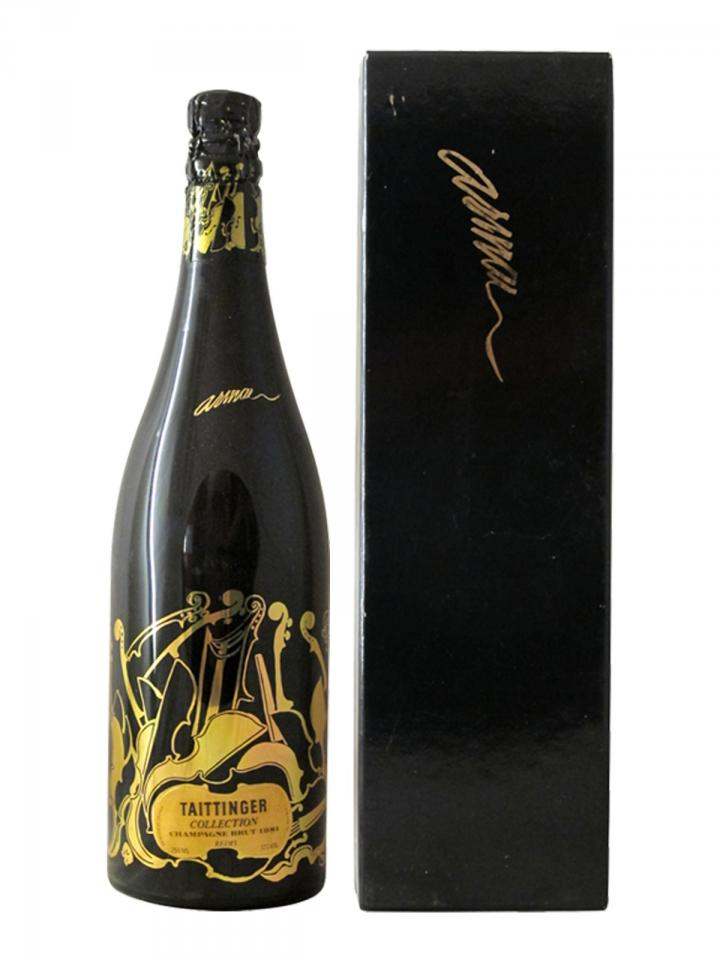 Champagne Taittinger Collection Arman Brut 1981 Bottle (75cl)