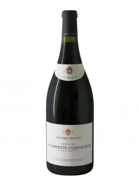Chambertin-Clos-de-Bèze Grand Cru Bouchard Père & Fils 2014 Original wooden case of one magnum (1x150cl)